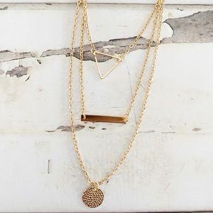 🌺3 Piece Necklace Set